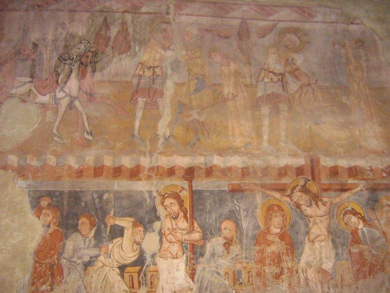Biserica romano-catolica (fresce Ghelinta)