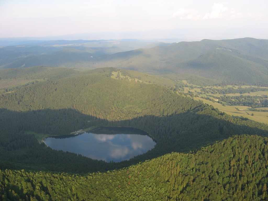 Lacul Sfanta-Ana